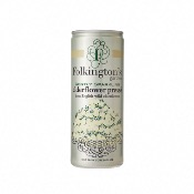 Folkington's Garden - Elderflower Pressé (12x250ml)