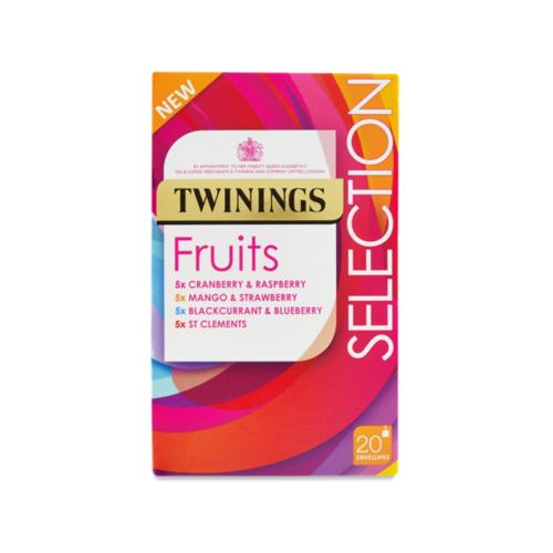 Twinings - Selection Pack 'Fruit Selection' (4x20's)