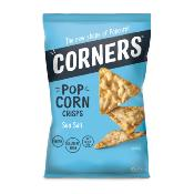 Corners GF - Pop Corn Crisps 'Sea Salt' (8x85g)