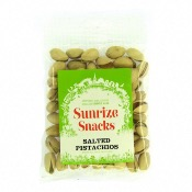 Sunrize Snacks Salted Pistachio's (12x90g)