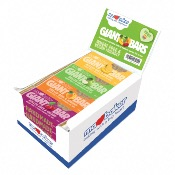 Ma Baker - Giant 'Assorted' FRUIT Bars (20x90g)