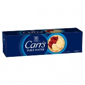 Carrs Table Water Biscuits - Small (12x125g)