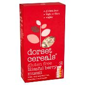 Dorset Cereals Muesli - GF Blissful Berry (5x400g)