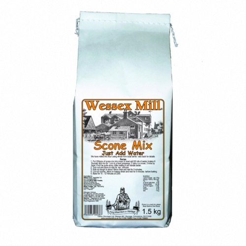 Wessex Mill Flour - Scone Mix (5x1.5kg)