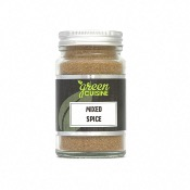 Green Cuisine 'Jars' - Mixed Spice (6x55g)