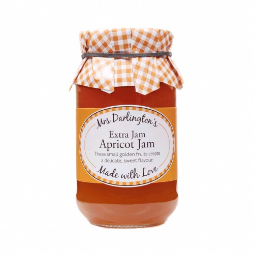 Mrs Darlington - Apricot Extra Jam (6x340g)