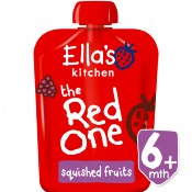 Ella's Kitchen (6M+) The Red One (Smoothie Fruit)