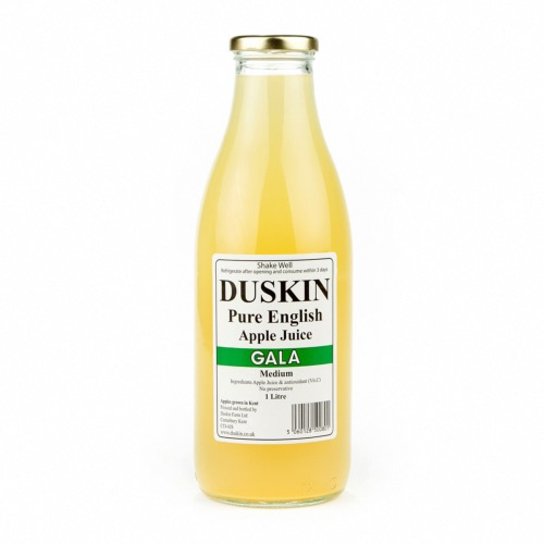 Duskin Gala Apple Juice - Medium (6x1ltr)