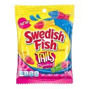 Swedish Fish - TAILS 'Peg Bag' (12x142g)