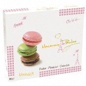 Macarons de Pauline - 9 Macaroon Assortment Box (12x108g)