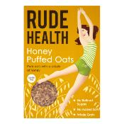 Rude Health - GF Honey Puffed Oats (4x240g)