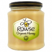 Rowse - Organic Honey Set (6x340g)