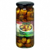 Aleyna - Sliced Green Jalapenos (6x480g)