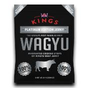 Kings - GF 'Platinum Edition' WAGYU JERKY (16x25g)