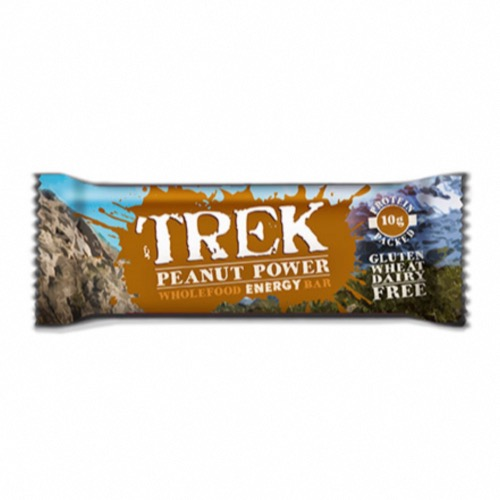 Trek GF Energy Bar - Peanut Power (16x55g)