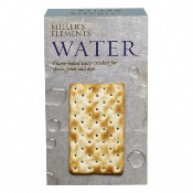 Miller's Elements - 'Water' Crackers