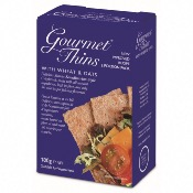 Gourmet Thins - Wheat & Oat (10x180g)