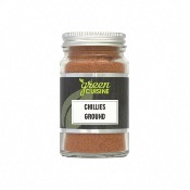 Green Cuisine - Chilli Powder (6x60g)