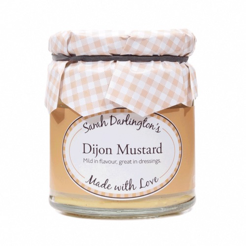 Mrs Darlington - Dijon Mustard (6x165g)