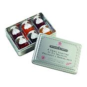 Wilkin & Sons - Silver Tin Gift Set (6x6x42g)