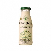Folkington's - Old Fashioned Elderflower Drink (12x250ml)
