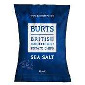 Burts GF LARGE - Sea Salt (10x150g)