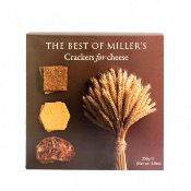 The Best of Miller's - Crackers for Cheese