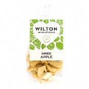 Wilton Wholefoods - Dried Apple Rings (12x100g)