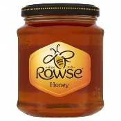 Rowse - Honey Clear (6x340g)