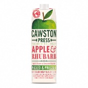 Cawston Press - Apple & Rhubarb (6x1ltr)
