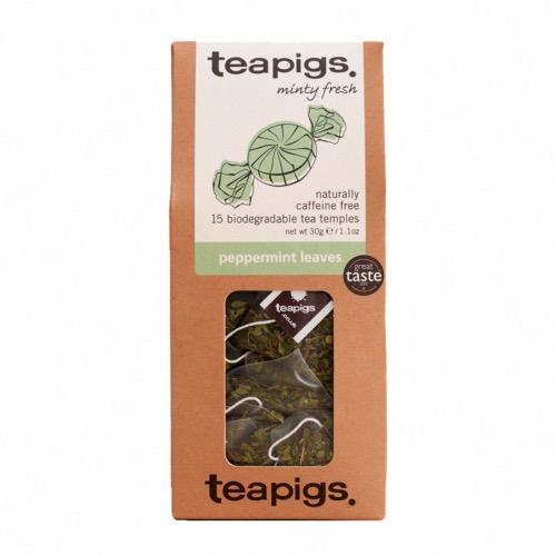 Teapigs - Peppermint Leaves (6x15's)