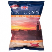 Kent Crisps GF Small - Smoked Chipotle Chilli (20x40g)