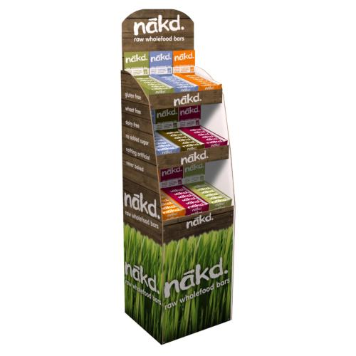Nakd Display Stand (1xFSDU)