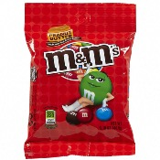 M&M's Share Bag - Peanut Butter (12x144g)