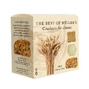 The Best of Miller's - Crackers for Cheese (4x250g)
