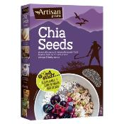 Artisan Grains - Chia Seeds (6x125g)