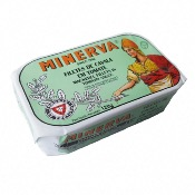 Minerva - Mackerel Fillets in Tomato (12x120g)