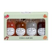 Wilkin & Sons - Miniature Vodka Liqueurs Box (6x4x5cl)