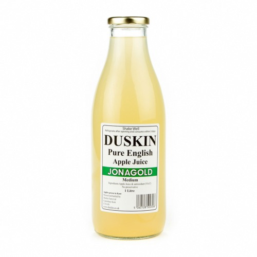 Duskin Jonagold Apple Juice - Sweet (6x1ltr)