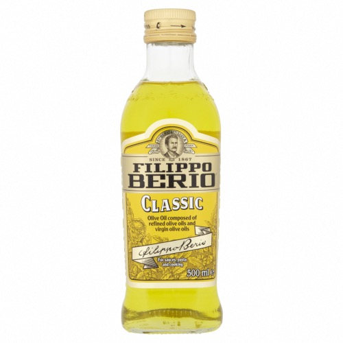 Filippo Berio - Olive Oil (6x500ml)