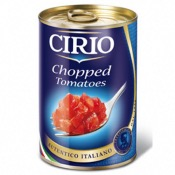 Cirio - Chopped Tomatoes (12x400g)