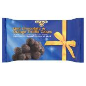 Dan Cake - Mini Choc Orange Truffles (8x140g)