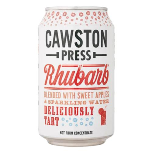 Cawston Press - Sparkling Rhubarb (24x330ml)