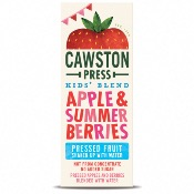 Cawston Press - Kids Blend Summer Berries (6x3x200ml)