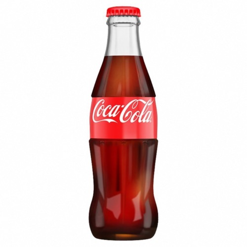 Coca-Cola - Coke Icon Glass (24x330ml)