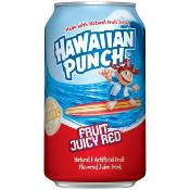 Hawaiian Punch U.S. - Fruit Juicy Red Soda (24x355ml)