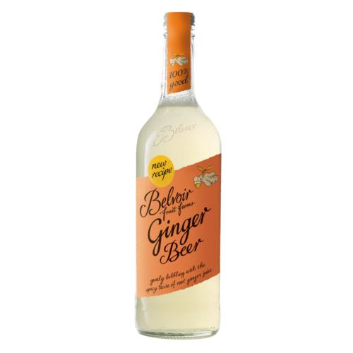 Belvoir Sparkling Pressé - Ginger Beer (6x75cl)