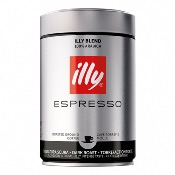 illy Espresso - illycaffe Dark Ground (6X250G)