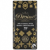 Divine - 70% Dark Chocolate (15x90g)