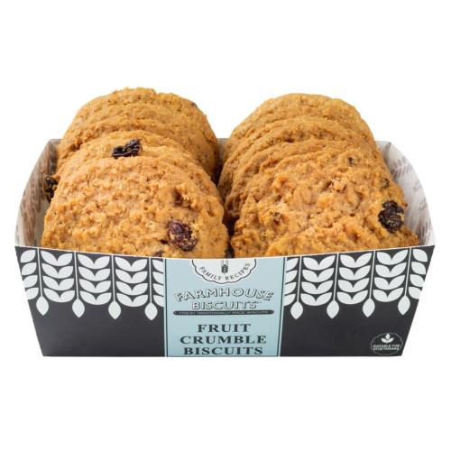 Farmhouse Fruit Crumbles (12x200g)